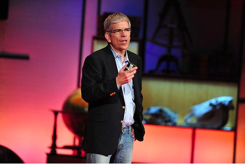 Paul Romer Talk at TEDGlobal
