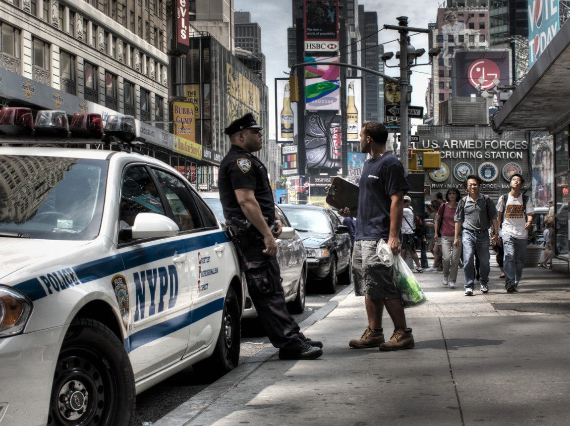 NYPD_Times_Square