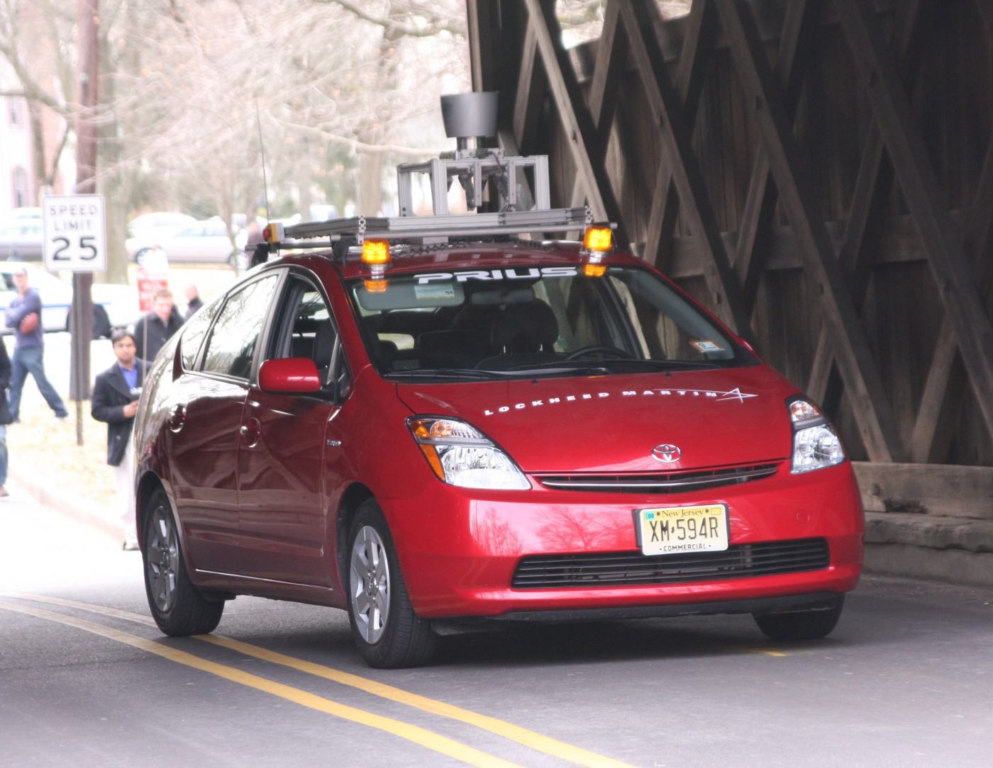 Self-Driving Cars in the Evolving Urban Landscape