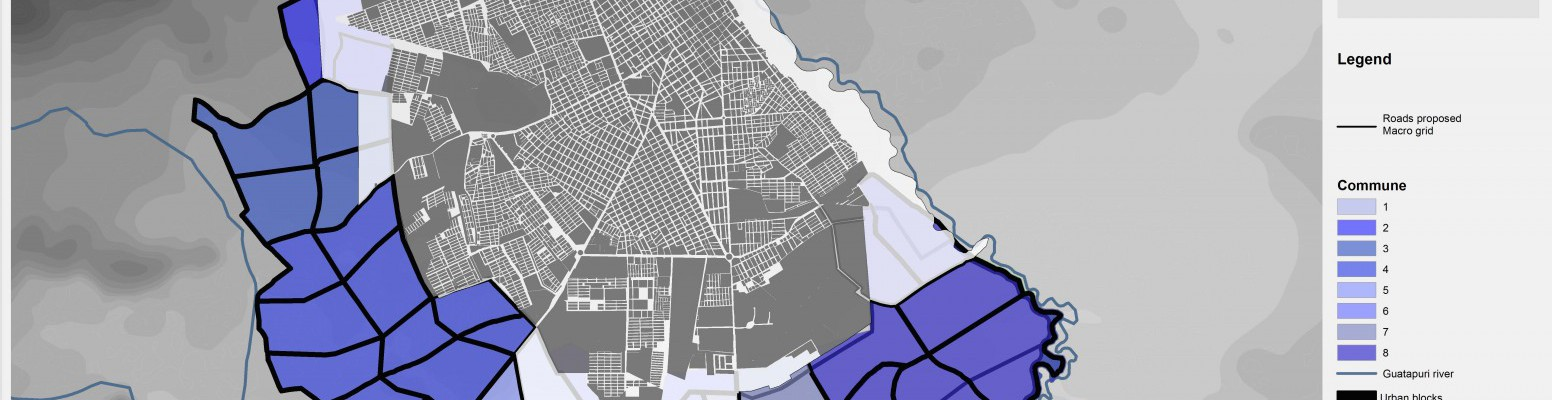 Preparing Growing Cities for Their Expansion