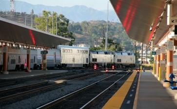 Los Angeles Train