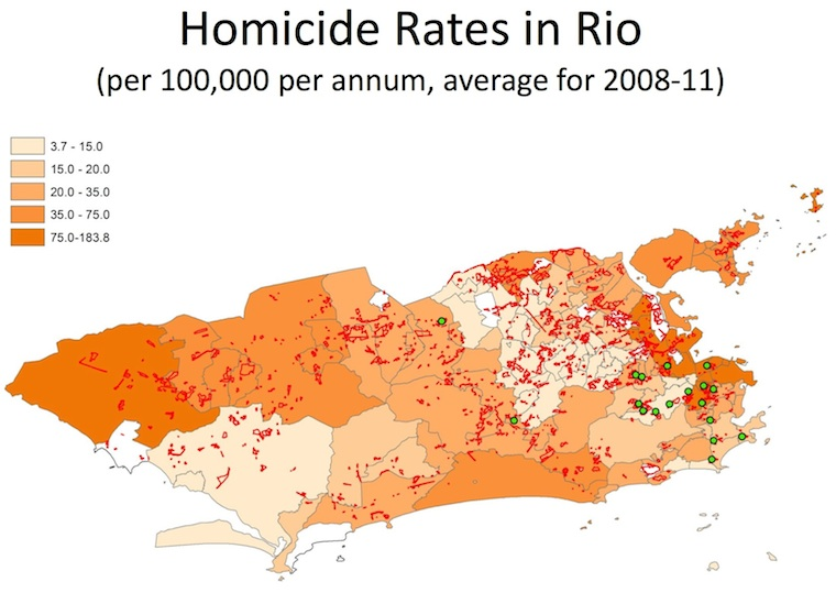 Ben Mandel on Crime, House Prices, and Inequality in Rio ...