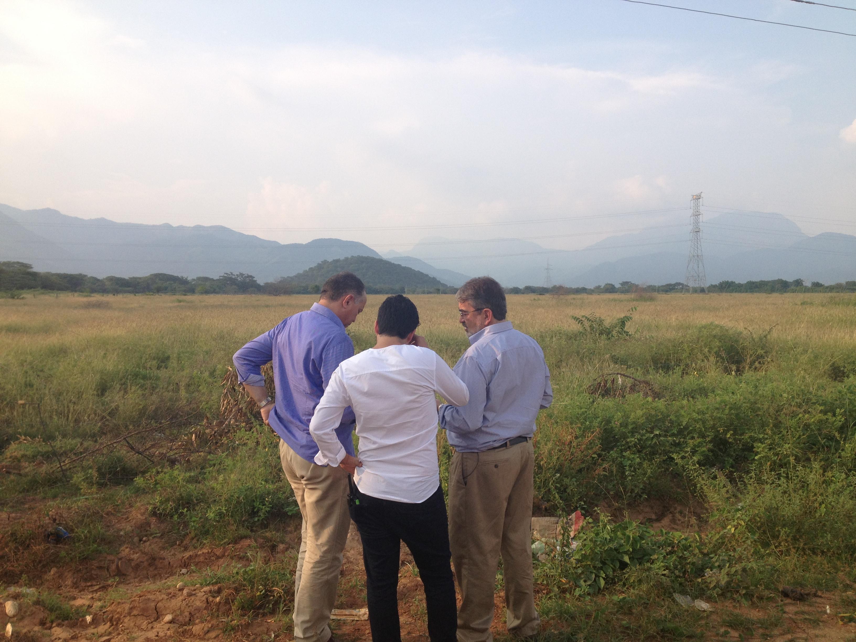 Planning for urban expansion in Valledupar